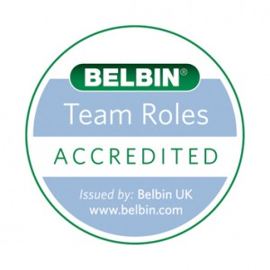 Belbin Accredited team coaching