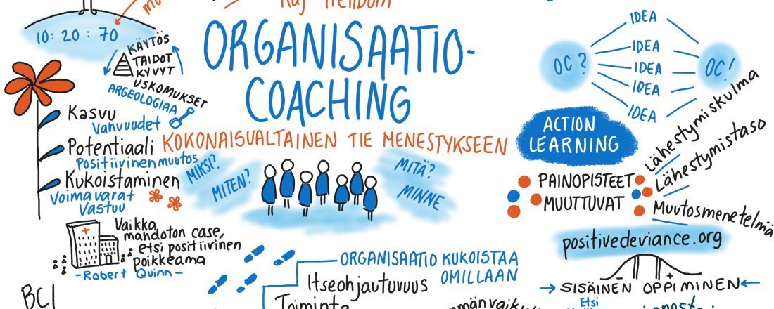 Organisaatiocoaching